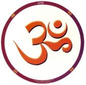 Aufkleber mit spirituellen symbolen magnete mousepads aus nepal